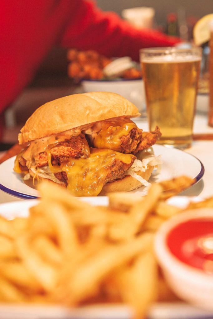 burger pny paris livraison paris confinenement