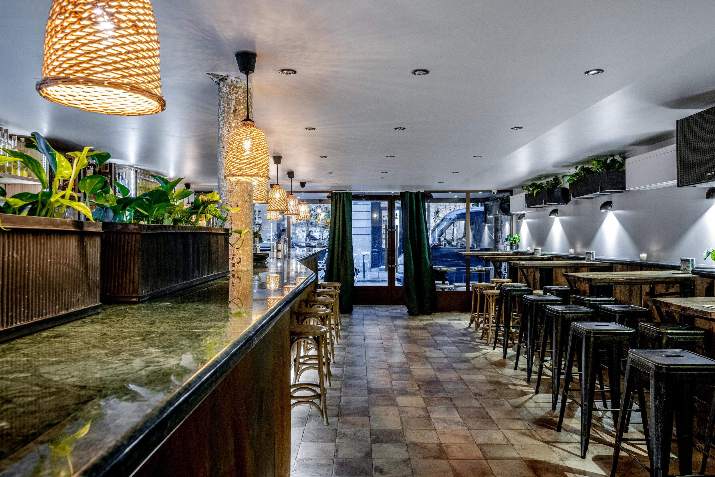 boteco comptoir restaurant resto bresilien brésilien paris republique 11e caipis caipirihnas pas cher paris bar bresilien