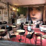 la gare jazzclub jazz-club paris gratuit extérieur été sortir boire alcool bistrot jardin musique concert paris 19e