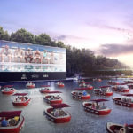 paris plages cinema eau la villette bateaux boat in mk2 la villette le grand bain 2020 paris été
