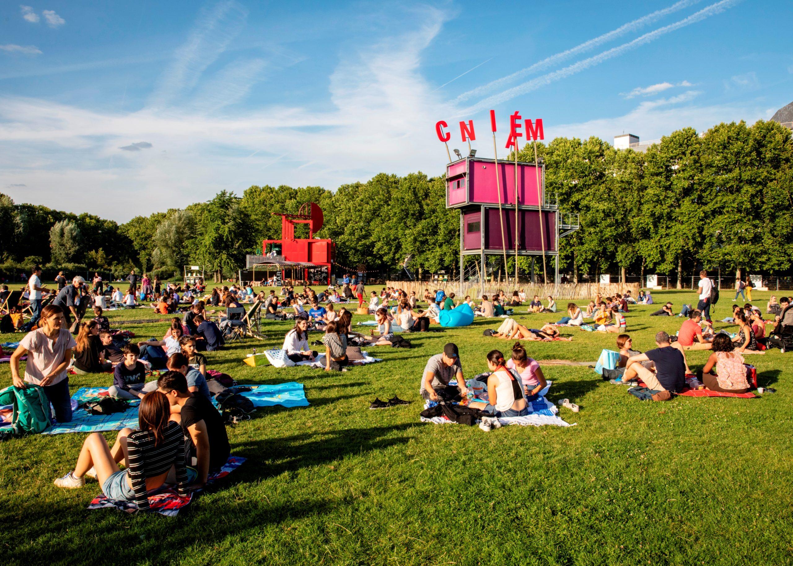 cinéma plein air la villette 2020 paris été cinéma plein air la villette vilette juillet aout