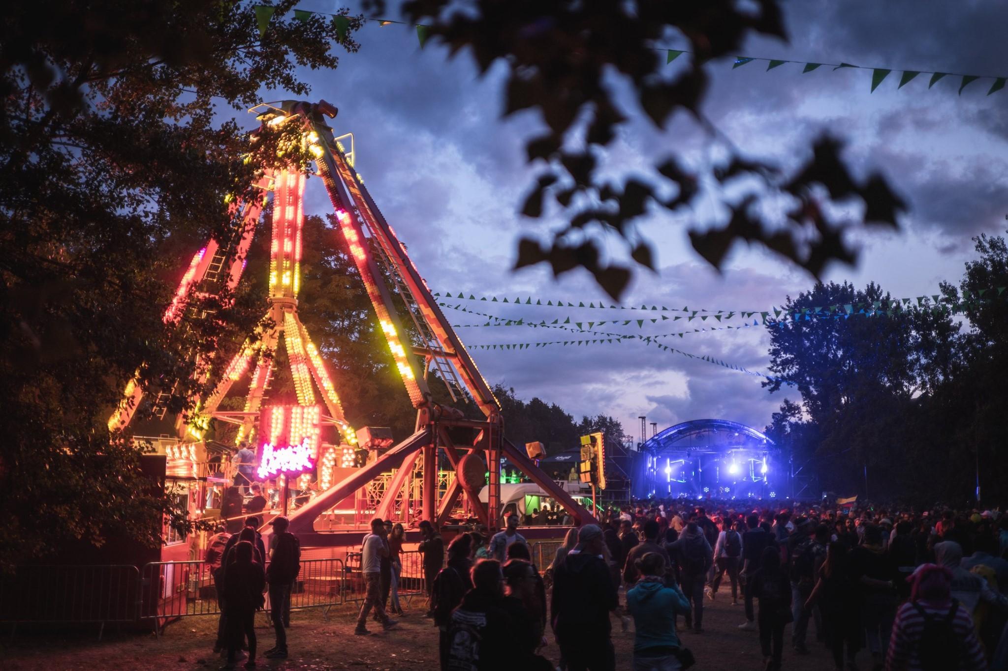 elektric park festival dernières places 2021